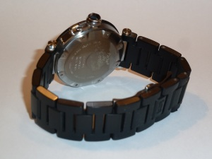 Cartier Pasha Seatimer 2790 Rubber Back